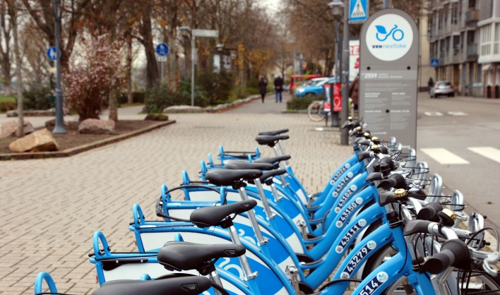 Rent a bike in Heidelberg | VRNnextbike